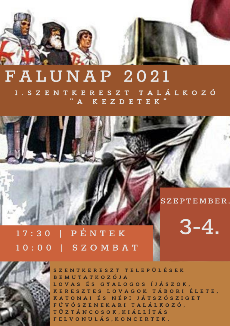 Falunap 2021 & I. Szentkereszt Találkozó