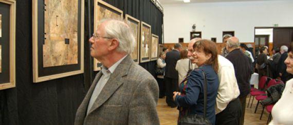 Bakucz András-kiállítás - Orosz Zoltán Trió-koncert (2008.11.29.)