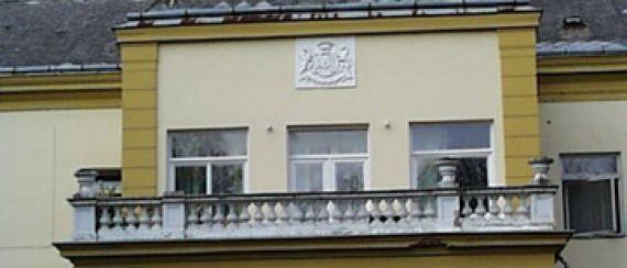 Draskovich-kastély, ma idősek otthona