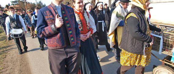 Farsangfarki Rönkhúzás (2011.03.05)