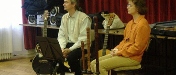 Hangraforgó együttes műsora (2008.01.23.)