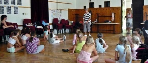 Hip-Hop Tánctábor (2010.07.12-16)