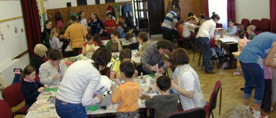 Húsvéti játszóház (2009.04.09-10)