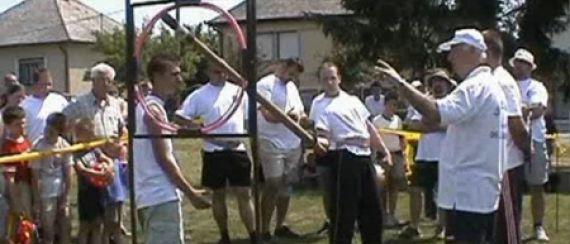 Legerősebb Falu területi Döntő (2005.06.04.)