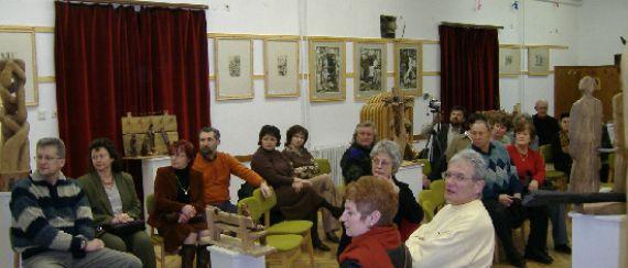 Marosits-kiállítás (2007.03.24.)