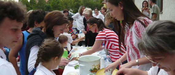 Medvehagyma virágzásának ünnepe (2009.05.06-08)