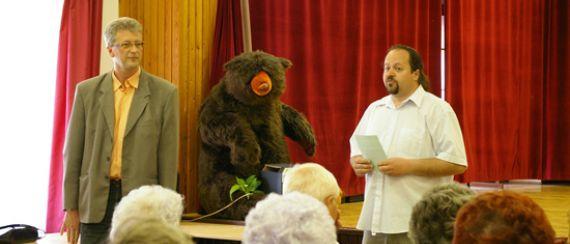 Medvehagyma Virágzásának Ünnepe (2010.04.25.)