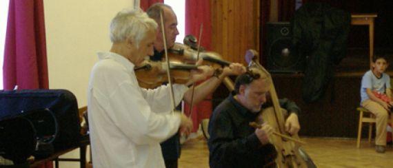 Muzsikás együttes koncerje (2007.05.14.)