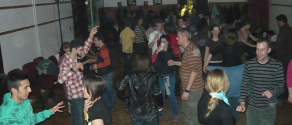 Retro-party (2009.03.06.)
