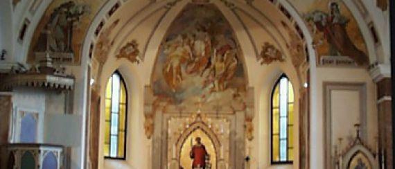 Szt. Lőrinc templom
