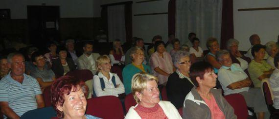 Táncdalfesztivál és retro-party (2009.09.25.)