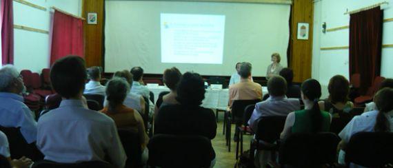 TIOP pályázat nyitó konferencia (2010.06.11.)
